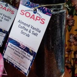 Coffee & Salt Scrub